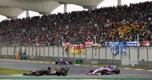 Kiinan F1-kilpailu todennäköisesti peruuntuu – pelko Tokion olympialaisista meni överiksi