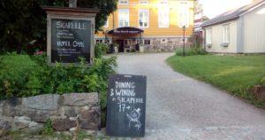 Kun Gallen-Kallelan susikoirat Sikapellen söivät…