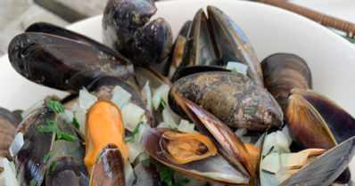 Gourmeeta helposti kotona – simpukoilla tekee vaikutuksen illallisella
