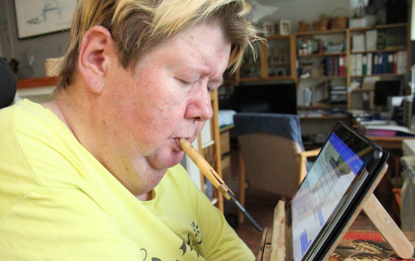 Sissu ei ole koskaan antanut invaliditeetin rajoittaa elämäänsä. – Tunnen rajoitteeni ja tiedän rajani, mutta elän kuitenkin täysipainoista arkea.