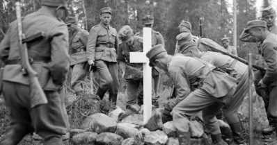 Sota näytti julmimmat kasvonsa viattomille uhreille
