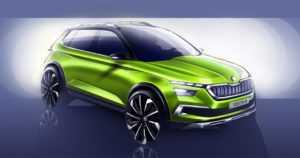 Skodakin lähtee mukaan kuumaan autoluokkaan – pienten crossovereiden markkinoille