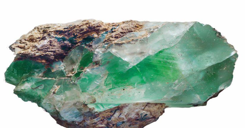 Uusia Suomessa tehtyjä jalokivilöytöjä ovat muun muassa rubiinit, safiirit ja kuvan smaragdit.