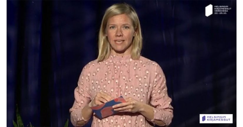 Efter Niosta tuttu toimittaja Sonja Kailassaari kertoi isänsä palvelleen Ranskan muukalaislegioonassa.