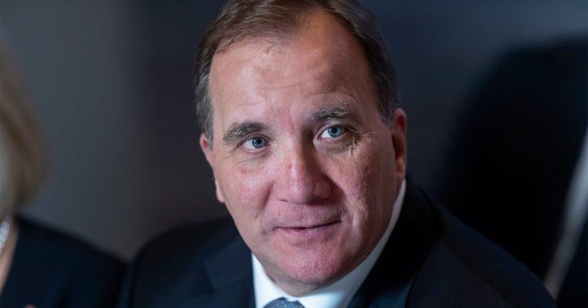 Vastustajia oli enemmän kuin kannattajia – Ruotsi sai silti Stefan Löfvenistä uuden pääministerin