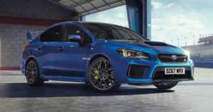 Jäähyväiset legendalle – Subaru WRX STi poistuu tuotannosta