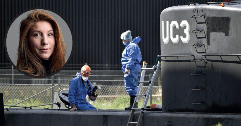 Kim Wallin ruumiiseen oli poliisin mukaan kiinnitetty myös metallia, jotta ruumis olisi uponnut paremmin.