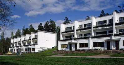 Maailman kauneimman tehtaan asuinalue – Alvar Aallon arkkitehtuurin helmi
