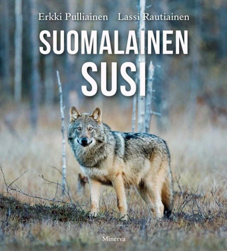 Erkki Pulliainen, Lassi Rautiainen: Suomalainen susi