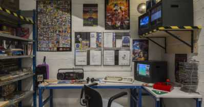 Suomen pelimuseo on kulttuuriteko vailla vertaa