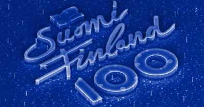 Nyt on pieni Suomi 100 -juhlavuoden logo – mittaa vain millimetrin sadasosa!