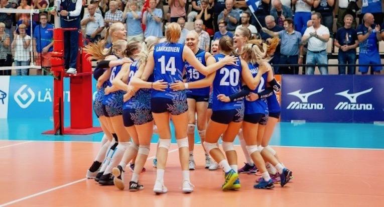 Suomen maajoukkueet taistelivat voitot – hieno alku lentopallon EM-karsinnoissa
