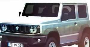 Suzukin pikkumaasturi uudistuu vihdoinkin – neljännen sukupolven Jimny tulee