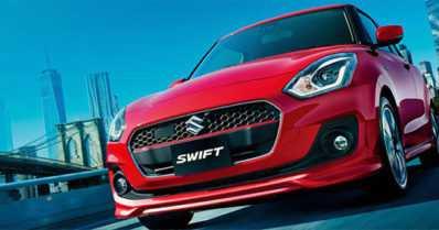 Uusi Suzuki Swift esitellään keväällä Genevessä