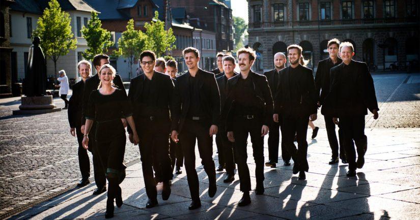 Ruotsalainen mieskamarikuoro Svanholm Singers saapuu myös Vaasaan.