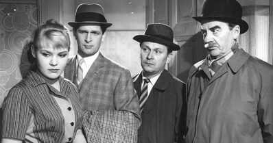 Leo Jokela oli sivuroolien sankari – onko tämä elokuvahistoriamme hauskin kohtaus?