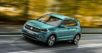 Volkswagen esitteli edullisimman katumaasturinsa – T-Crossiin ei saa nelivetoa edes lisävarusteena