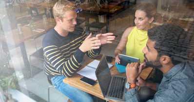 Talenttiverkostosta löytyy startup-kumppaneita ja työntekijöitä
