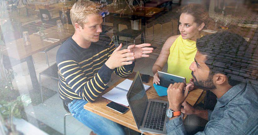 Yrittäjille, korkeakouluille sekä opiskelijoille tarkoitettu innovaatio- ja rekrytointialusta, mahdollistaa myös startup-yhtiökumppanien etsinnän.