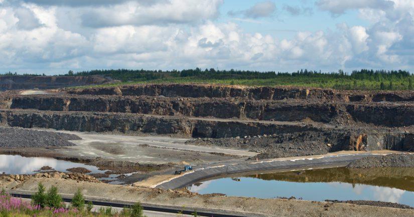 Talvivaaran kaivoksesta piti tulla alueelle vaurautta ja hyvinvointia tuova laitos.