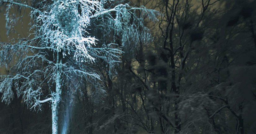 Talviaika näkyi myös säätilassa, sillä Ilmatieteen laitoksen mukaan syksyn pakkasennätys meni yöllä rikki.