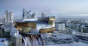 NHL venyttämässä kauttaan – MM-kisat Tampereen uudella areenalla suunnitellusti
