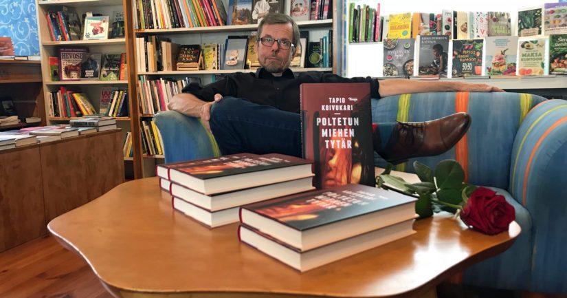 Tapio Koivukari on kirjoittanut vahvan historiallisen romaanin.