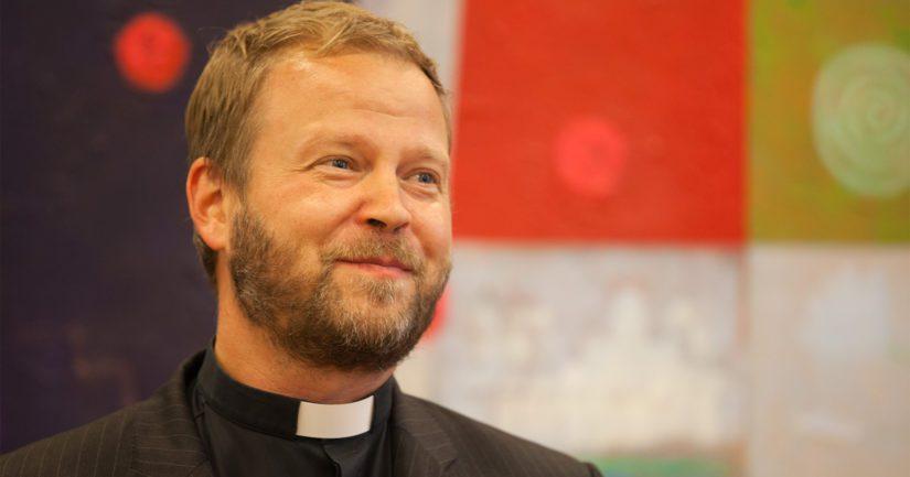Tuleva piispa kasvatustieteiden tohtori Teemu Laajasalo on toiminut Kallion seurakunnan kirkkoherrana vuodesta 2013.