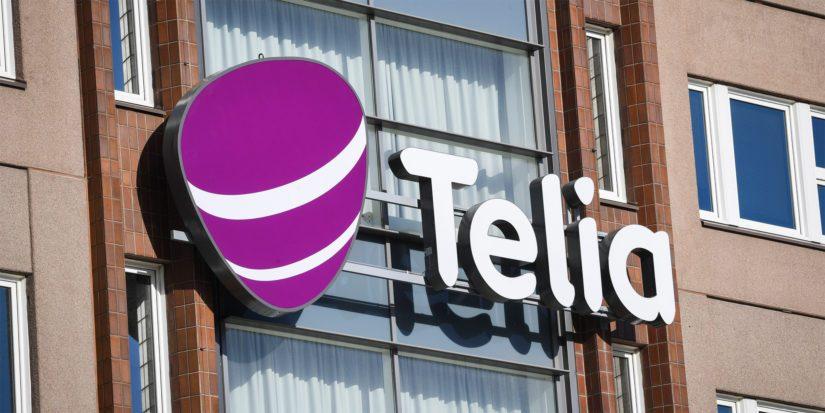 Tämän vuoden maaliskuussa jäljellä on enää Telia, vaikka jotain tuttua logosta löytyy.