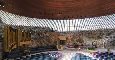Poliisi vahvistaa – Temppeliaukion kirkko oli epäilty terrori-iskun kohde