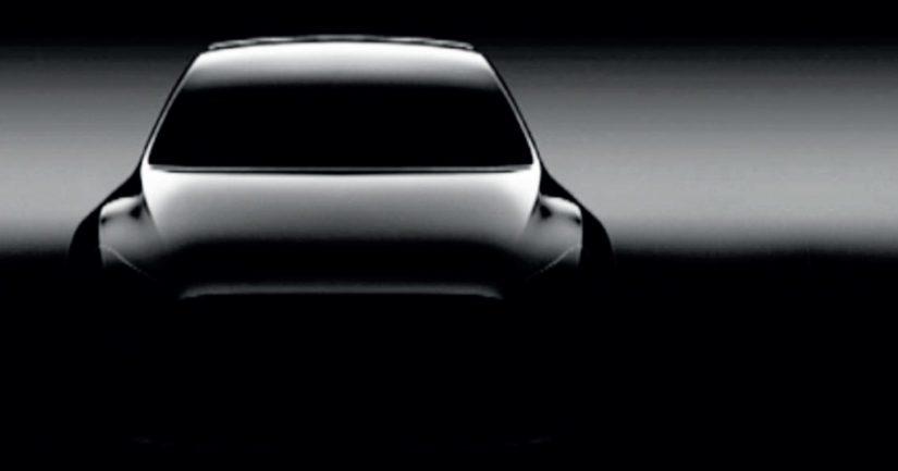 Tesla julkaisi uutuudestaan jo ensimmäisen tiiserikuvan.