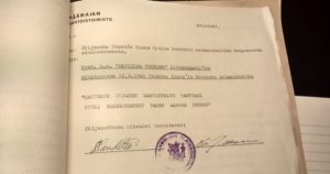 Suomi avasi pelastusreitin juutalaisille Amerikkaan