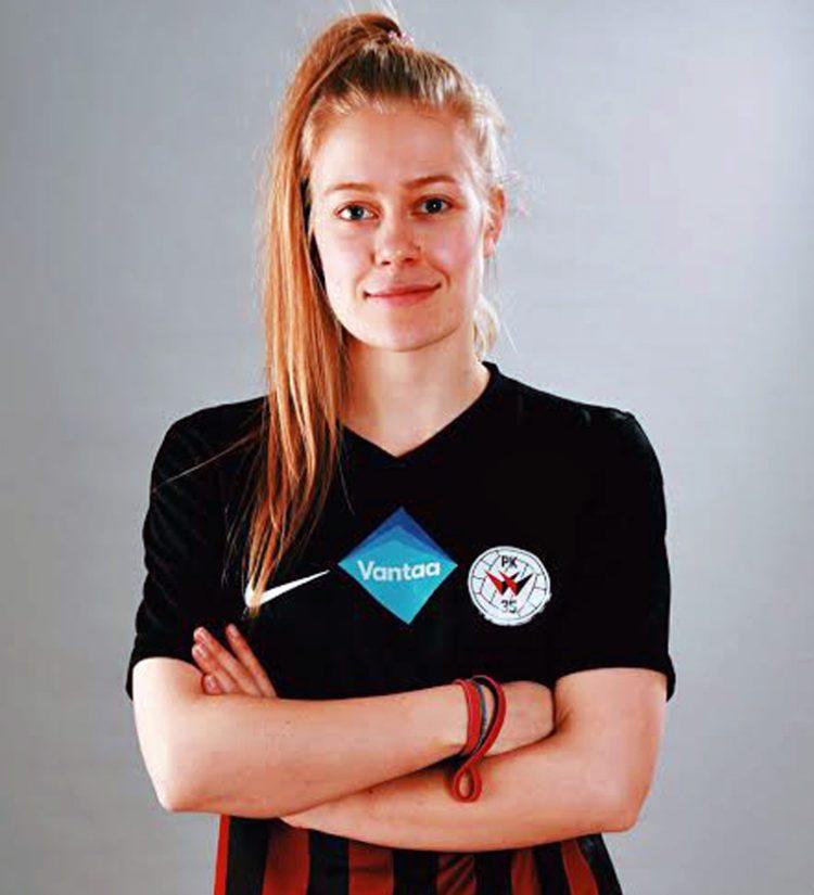Tia-Maria Jaakonsaari valmistautuu jo kuudetta kertaa europeleihin.