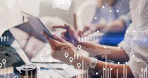 Digitaalisissa palveluissa käyttäjistä kerätyllä datalla käydään joka sekunti kauppaa – satojen toimijoiden voimin