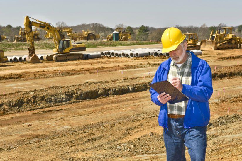 Hyviä paikkoja tehdä kivilöytöjä ovat esimerkiksi tietyömaat ja rakennuskohteet.