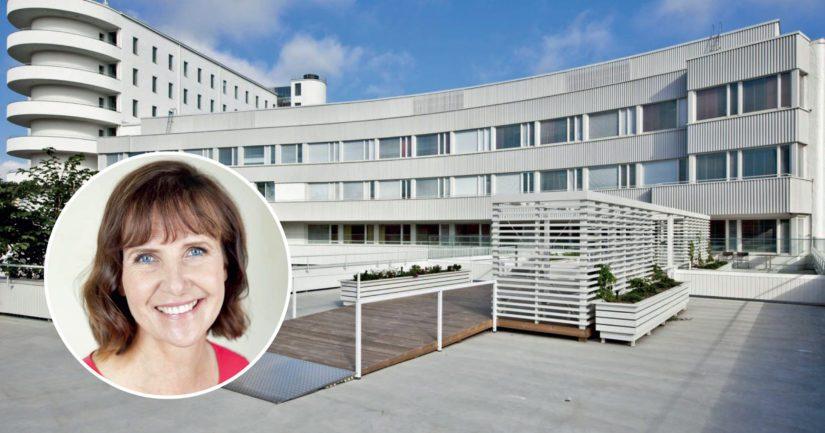 Irtisanoutuneen Marja Aarnio-Isohannin johtama Esperi tarjoaa Helsingissä asumispalveluja muun muassa lippulaivassaan Tilkassa, entisessä sotilassairaalassa.