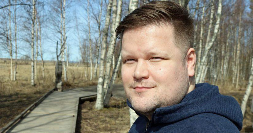Timo Tikkanen jäi vajaat neljä vuotta sitten junan alle ja vammautui. – Menetin jalkani, mutta en elämäntahtoa. Odotan kovasti sitä päivää, että saan toimivat proteesit ja opin jopa kävelemään niillä.