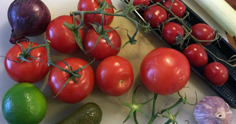 Tomaattikastikkeen uudet seikkailut Lähi-idän liepeillä