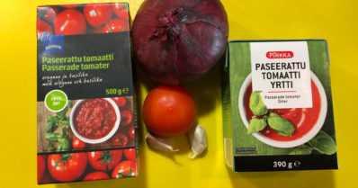 Italialaistyyppinen makaronivuoka on mitä parhainta lohturuokaa – ja oikein hyvää lapsiperheille