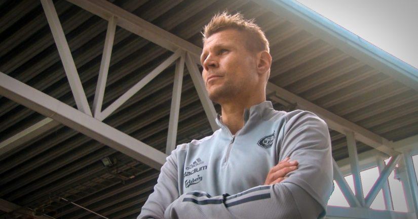 Toni Koskela jatkaa HJK:n päävalmentajana kaudelle 2023 asti.