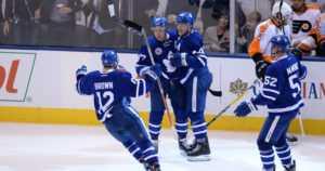 NHL-kentillä luotetaan nuoriin lupauksiin