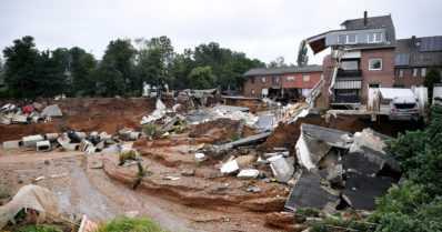Tulvauhrien lukumäärä Euroopassa kasvaa – patoja on murtunut ja useita alueita evakuoitu