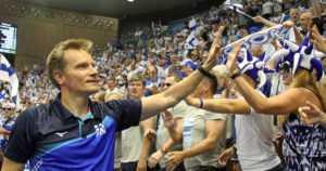 MM-jatkopaikka lentopallossa varmistui – Suomelle toinen voitto viiden erän taistelulla!