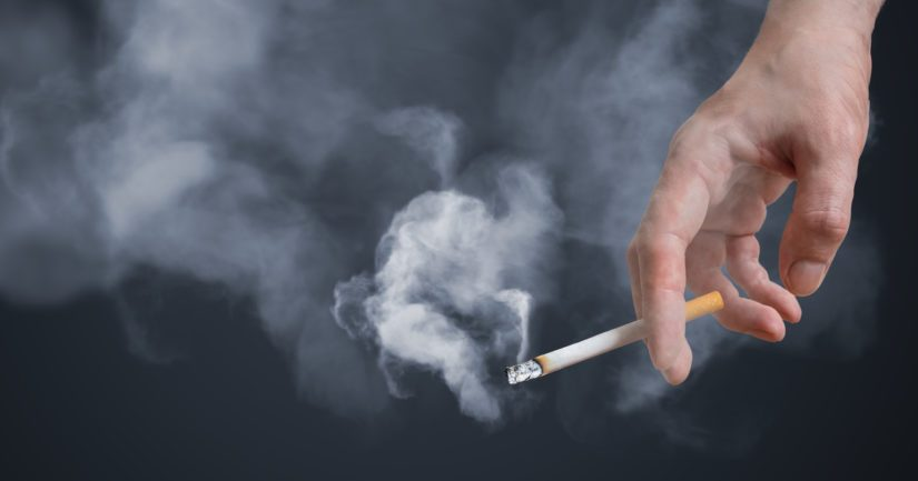 Suomen tupakkalakiin lisättiin vuonna 2010 tavoite tupakoinnin loppumisesta vuoteen 2040 mennessä.