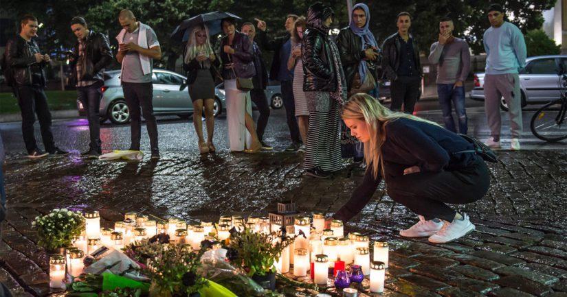 Turun Kauppatorilta alkaneen iskun uhrit ovat pääosin naisia, kahdesta loukkaantuneesta miehestä toinen yritti auttaa uhria, toinen pyrki pysäyttämään hyökkääjän.