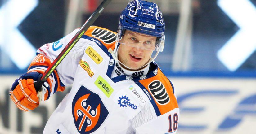 Tuukka Mäntylä on Tapparan mies satojen liigaotteluiden kokemuksella.