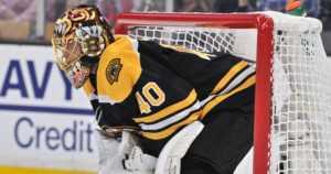 """Vedonlyöntitoimistojen kertoimet osoittavat – """"Boston Bruins on suosikki Stanley Cup -mestariksi"""""""