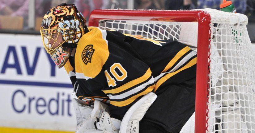 Tuukka Rask on jo vuosien ajan ollut yksi NHL:n parhaista maalivahdeista.