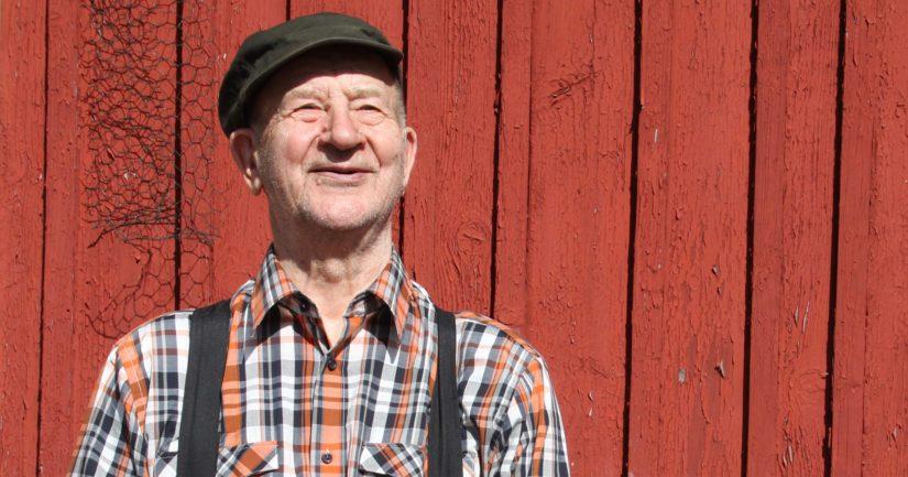 Sääprofeetta Unto Riihiluoma on kokenut vanhan kansan säätieteilijä.