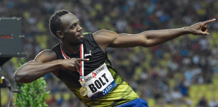 Jamaikan Usain Boltin tuttuja tuuletuksia ei Lontoon MM-kisojen jälkeen enää nähdä kilpakentillä.